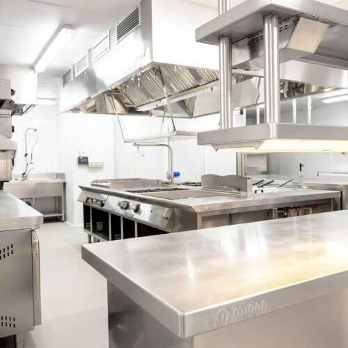 Soluciones a la contaminación acústica en cocinas profesionales