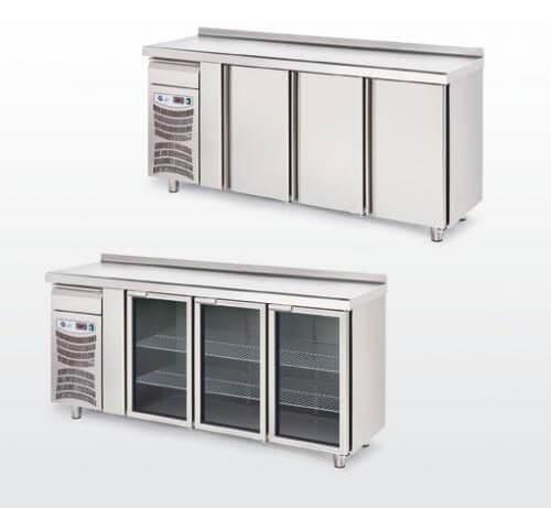 Contramostrador frigorífico Mod. CM